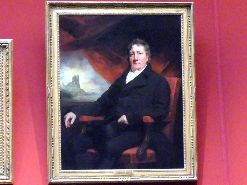 Henry Raeburn: Thomas Kennedy of Dunure (gestorben 1819), um 1812