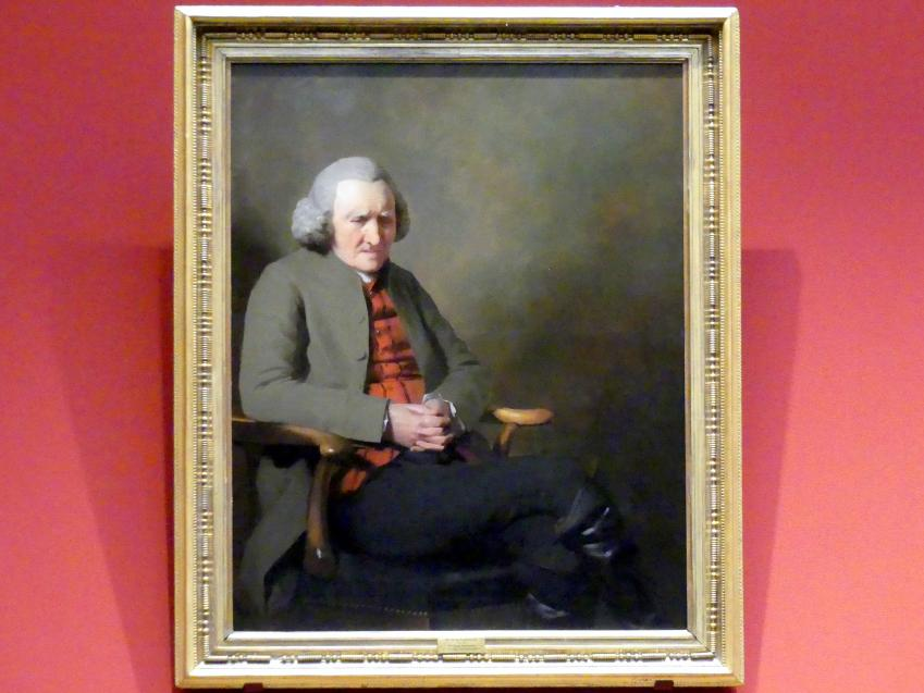 Henry Raeburn: George Abercromby of Tullibody (1705-1800), um 1790