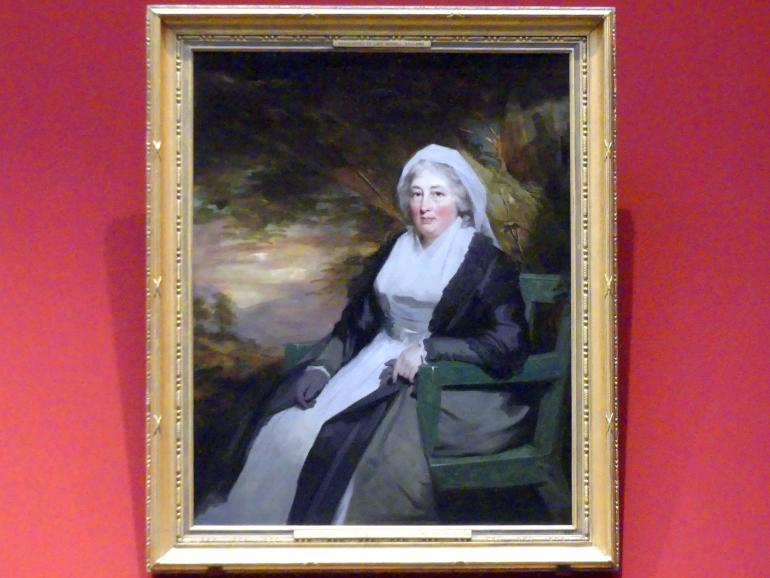 Henry Raeburn: Christina Lamont Drummond, Mrs. Dougald Campbell of Ballimore (1735 - 1810), Undatiert