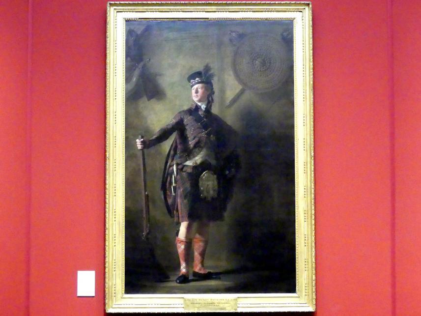 Henry Raeburn: Colonel Alastair Ranaldson Macdonell of Glengarry (1771 - 1828), um 1812