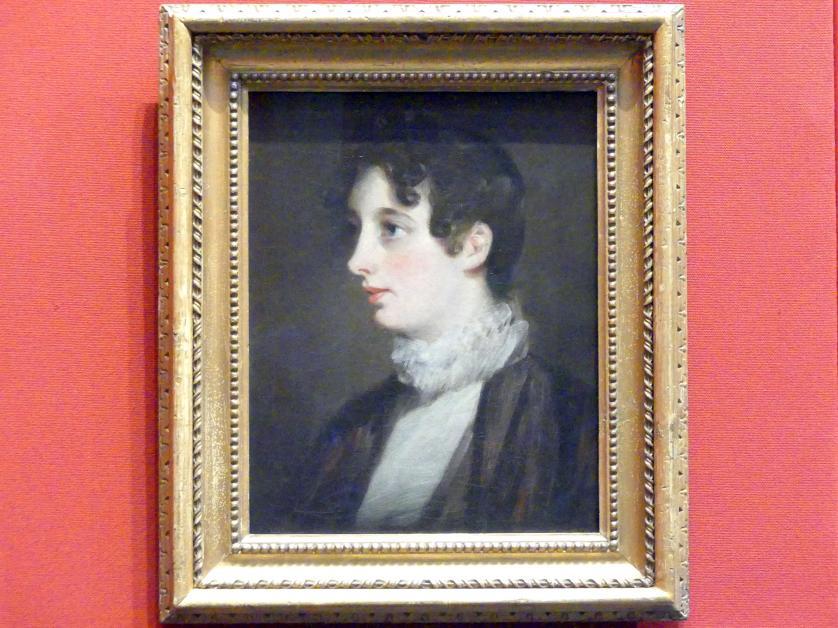 John Constable: Laura Moubray (geboren 1788), 1808