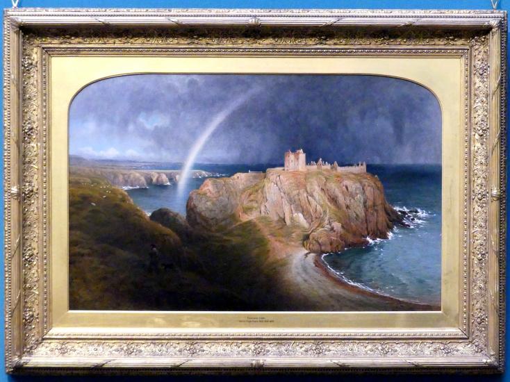 Waller Hugh Paton: Dunnottar Castle, 1867