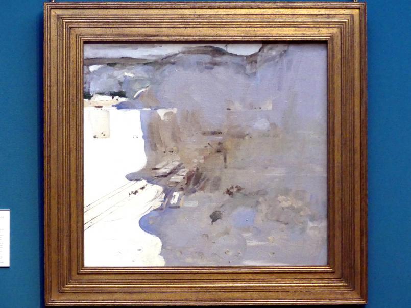 Arthur Melville: Kreideschneiden, 1898