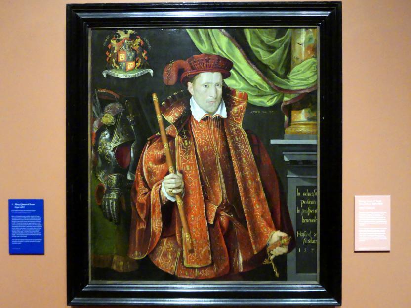 Adrian Vanson: George Seton, 5. Lord Seton (um 1530-1586), um 1570 - 1580