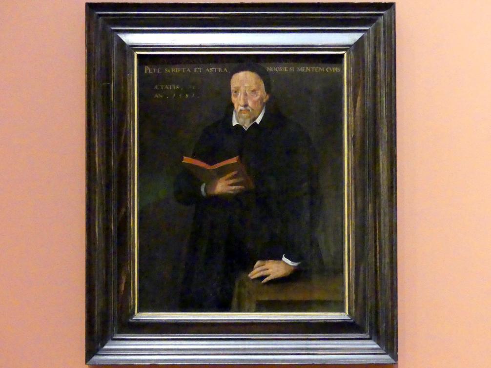 Arnold Bronckhorst (Nachahmer): George Buchanan (1506-1582), um 1590 - 1620