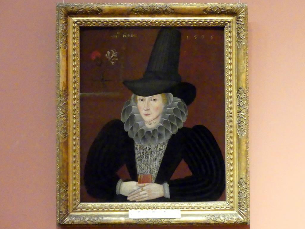 Esther Inglis (1571–1624), 1595