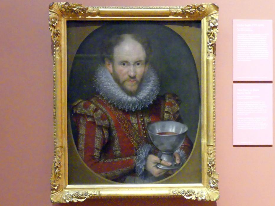 Marcus Gerards der Jüngere: Tom Derry oder Durie (aktiv 1614), 1614