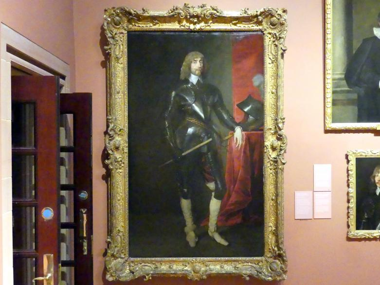 Anthonis (Anton) van Dyck: George Hay, 2. Earl of Kinnoull (1596-1644), um 1640