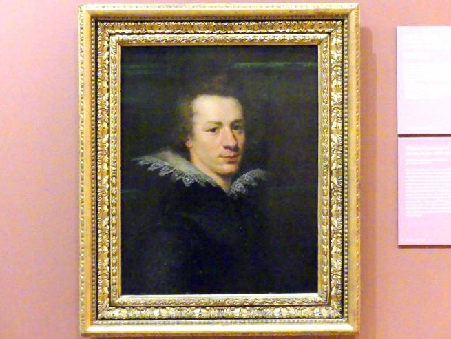Abraham van Blijenberch: William Drummond von Hawthornden (1585-1649), 1612