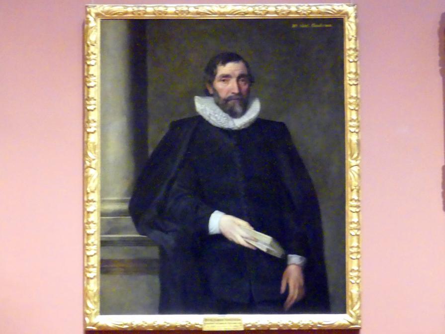 Anthonis (Anton) van Dyck: Alexander Henderson (um 1583-1646), um 1641