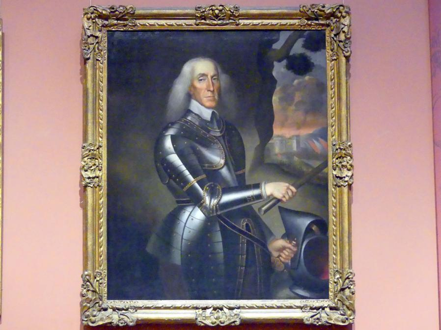 L. Schuneman: General Thomas Dalyell (um 1615-1670), um 1670