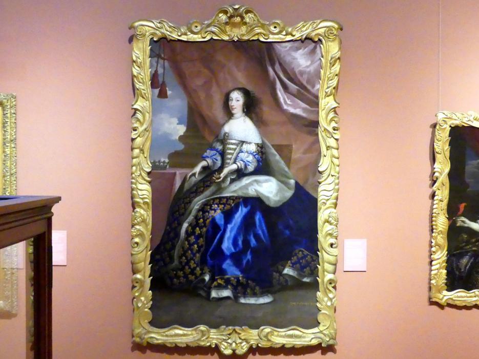 Jean Nocret: Henriette Anne von England, Herzogin von Orléans (1644-1670), um 1661