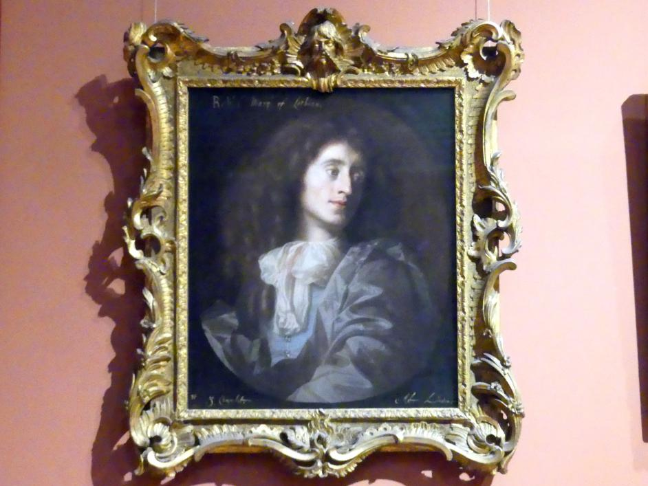 Simon Pietersz. Verelst: Robert Kerr, erster Graf von Lothian (1636-1703), um 1678