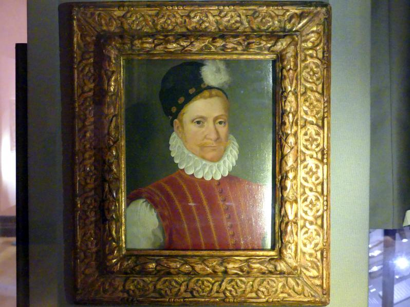 François Clouet (Schule): Sir William Kirkcaldy of Grange (um 1520-1573), um 1555 - 1556