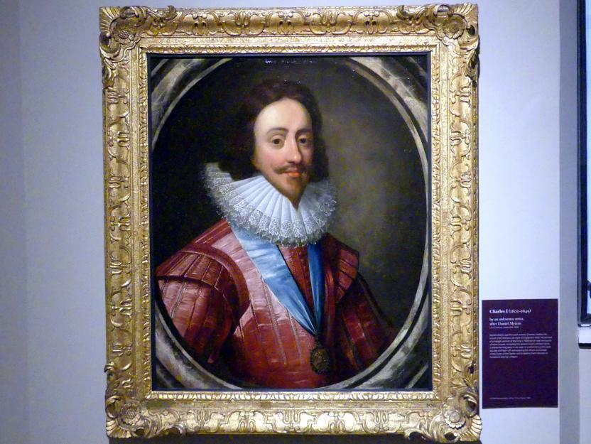 Charles I (1600-1649), nach 1626