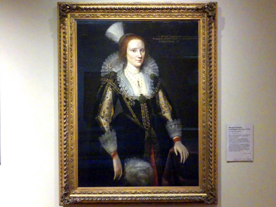Adam Louisz. de Colonia: Margaret Graham, Lady Napier (gest. um 1626), 1626