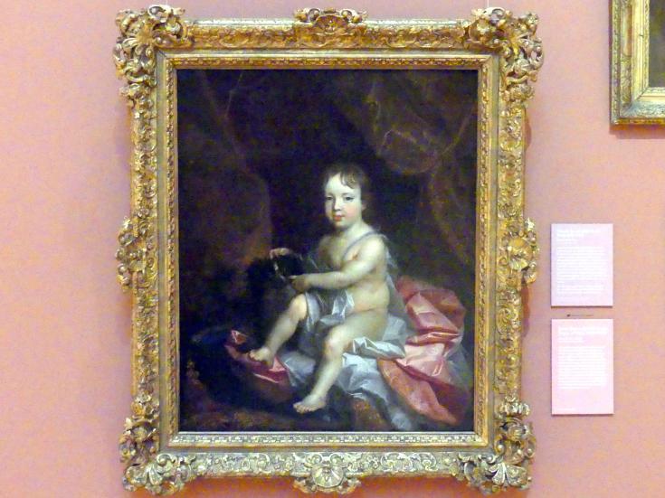 Nicolas de Largillière: James Francis Edward Stuart, Prince of Wales (1688-1766), 1691