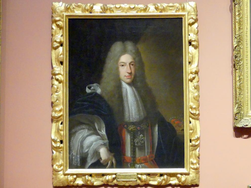 Francesco Trevisani: Prinz James Francis Edward Stewart (1688-1766), 1720