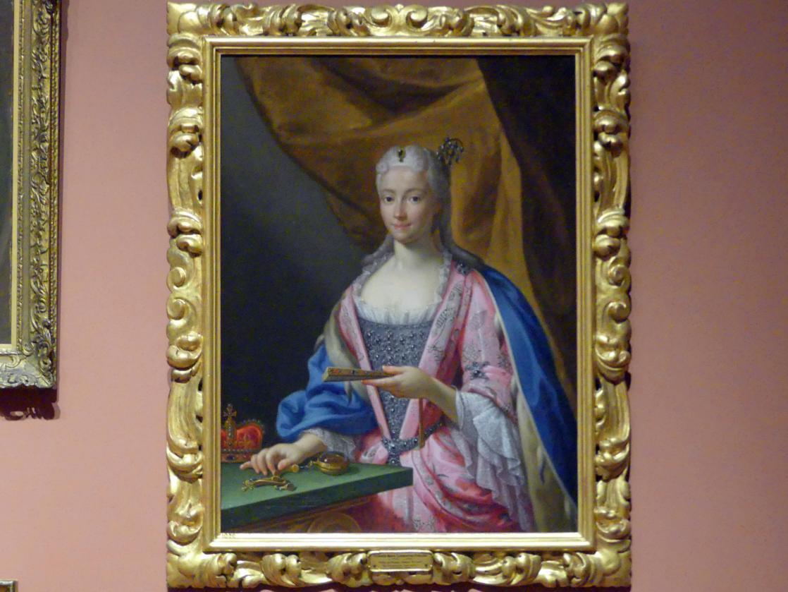 Francesco Trevisani: Maria Clementina, 1719