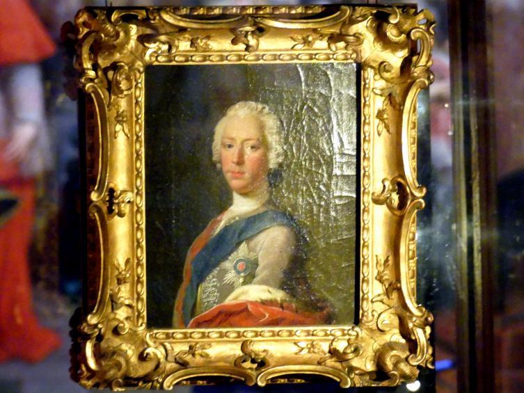 Allan Ramsay: Prinz Charles Edward Stuart (1720-1788), 1745