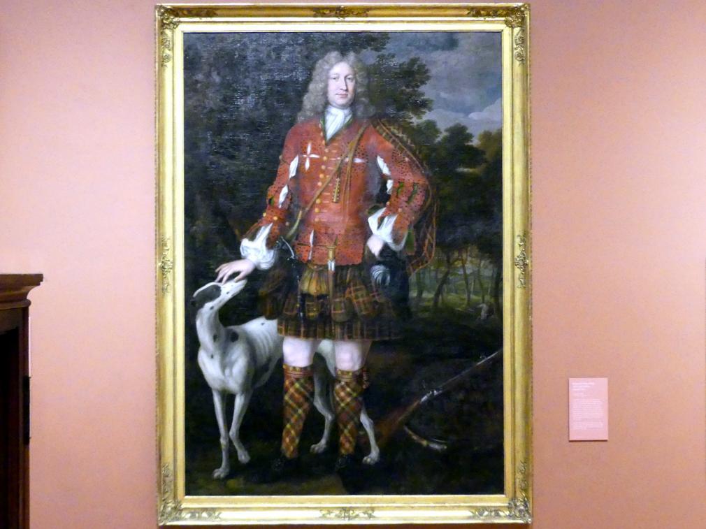 Richard Waitt: Kenneth Sutherland, 3. Lord Duffus (gestorben 1734), um 1712