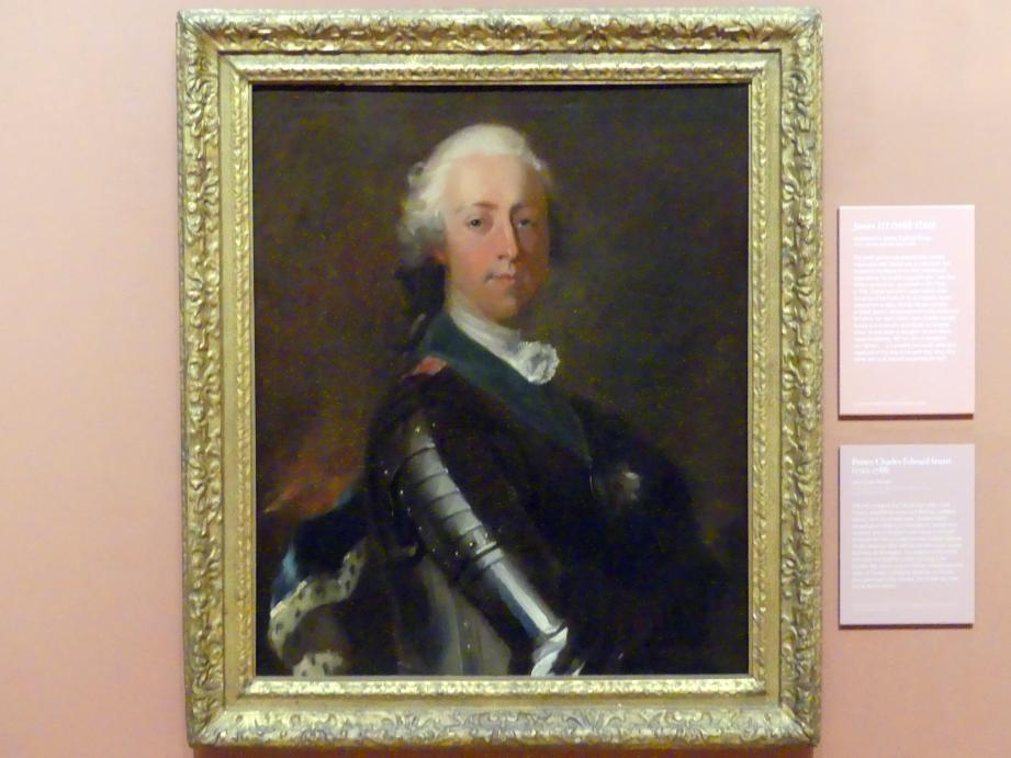 Prinz Charles Edward Stuart (1720-1788), Undatiert