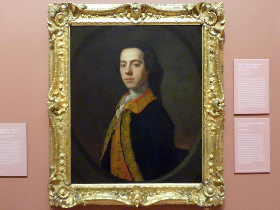 Allan Ramsay: Alexander Murray of Elibank (1712-1778), 1742