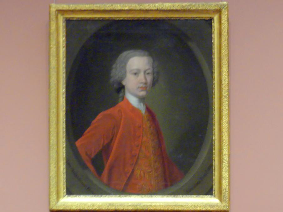 John Alexander: Lord Charles Gordon (1721-1780), 1738
