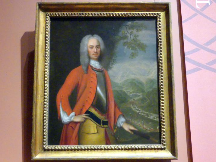 Johan van Diest: Feldmarschall George Wade (1673-1748), um 1731