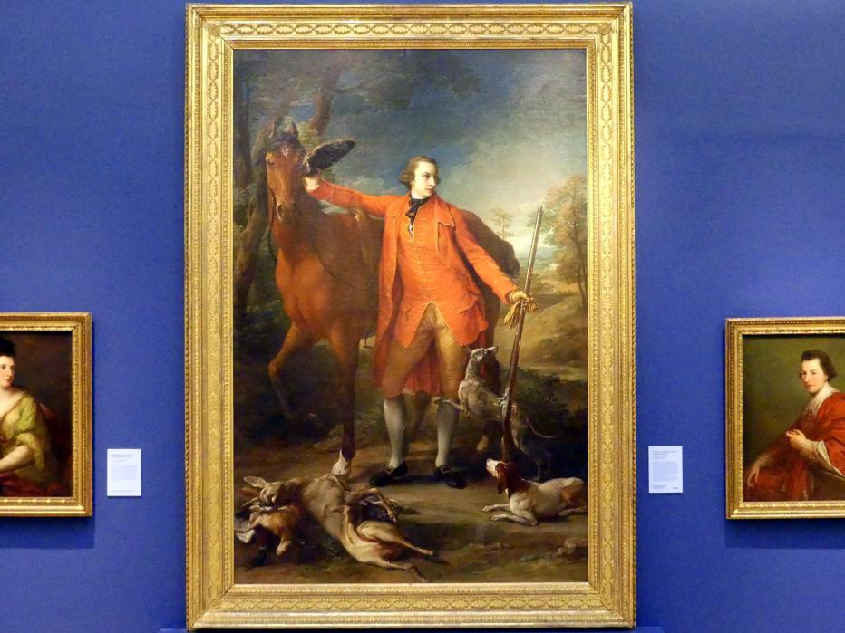 Pompeo Girolamo Batoni: Alexander Gordon, 4. Herzog von Gordon (1743-1827), 1764