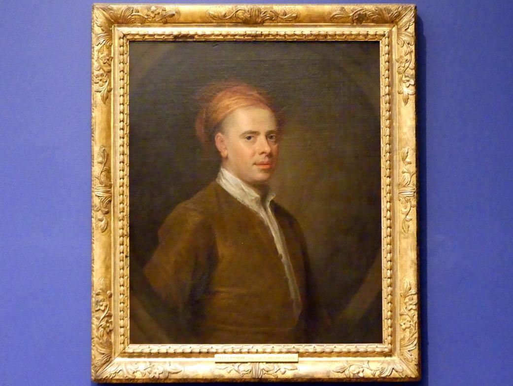 William Aikman: Allan Ramsay (1684-1758), 1722