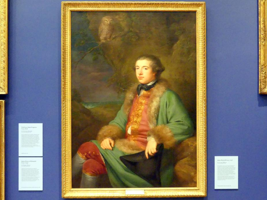 George Willison: James Boswell (1740-1795), 1765