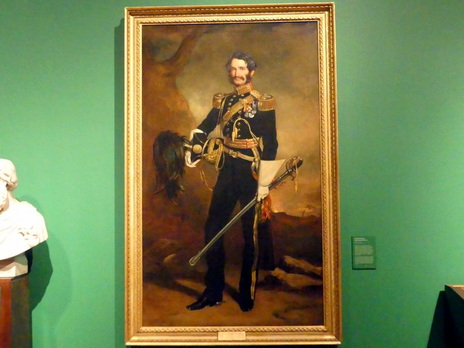 Francis Grant: General Sir James Hope Grant (1808-1875), 1853