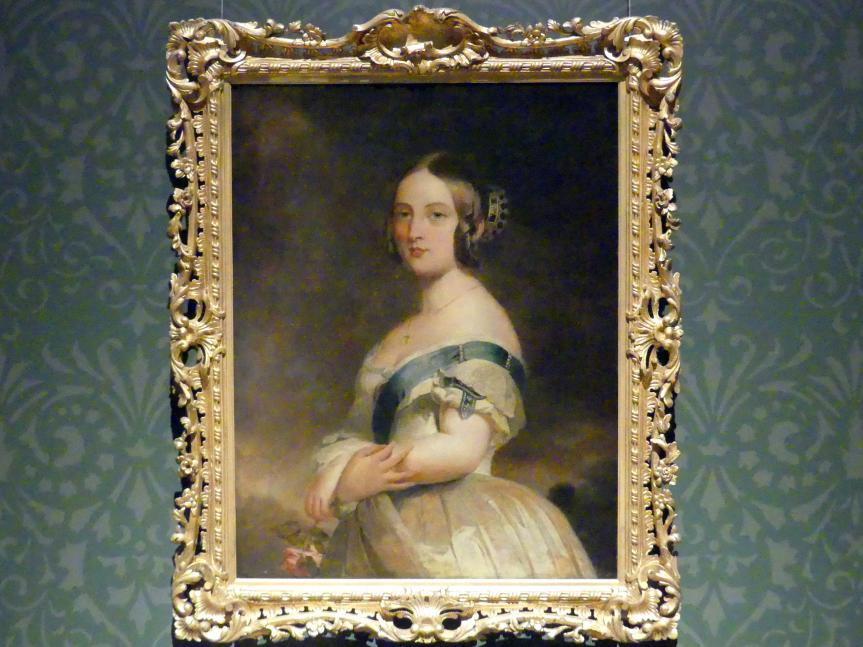 Franz Xaver Winterhalter: Queen Victoria (1819-1901), 1840