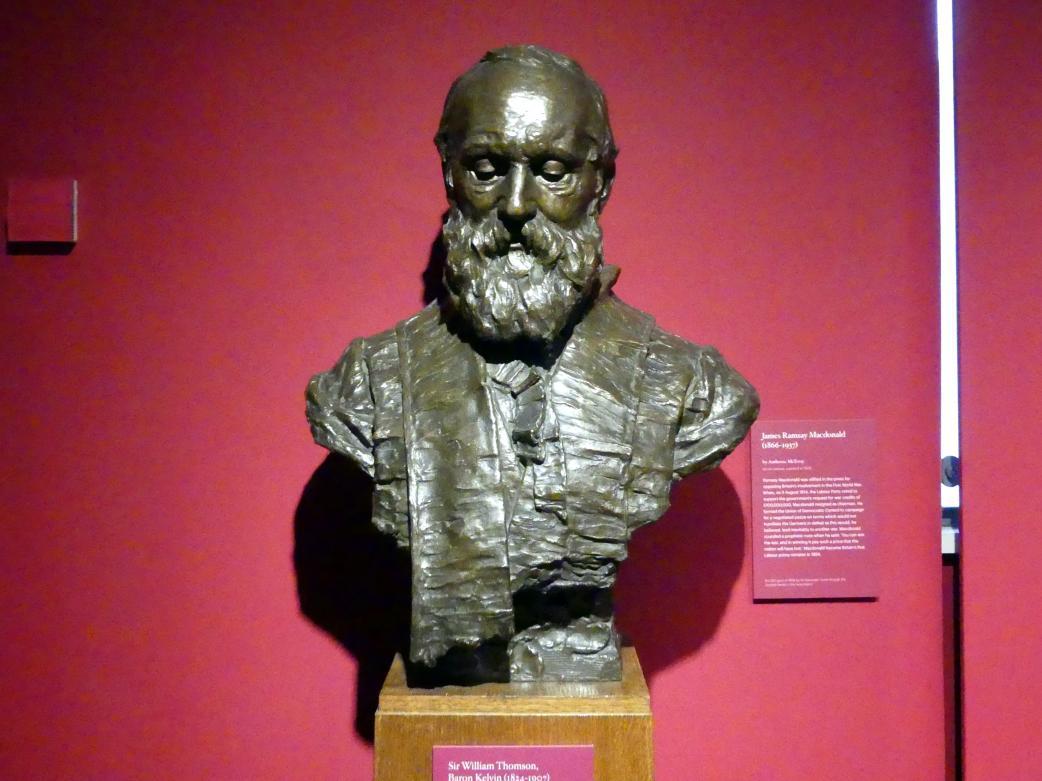 Archibald McFarlane Shannan: Sir William Thomson, Baron Kelvin (1824-1907), 1896