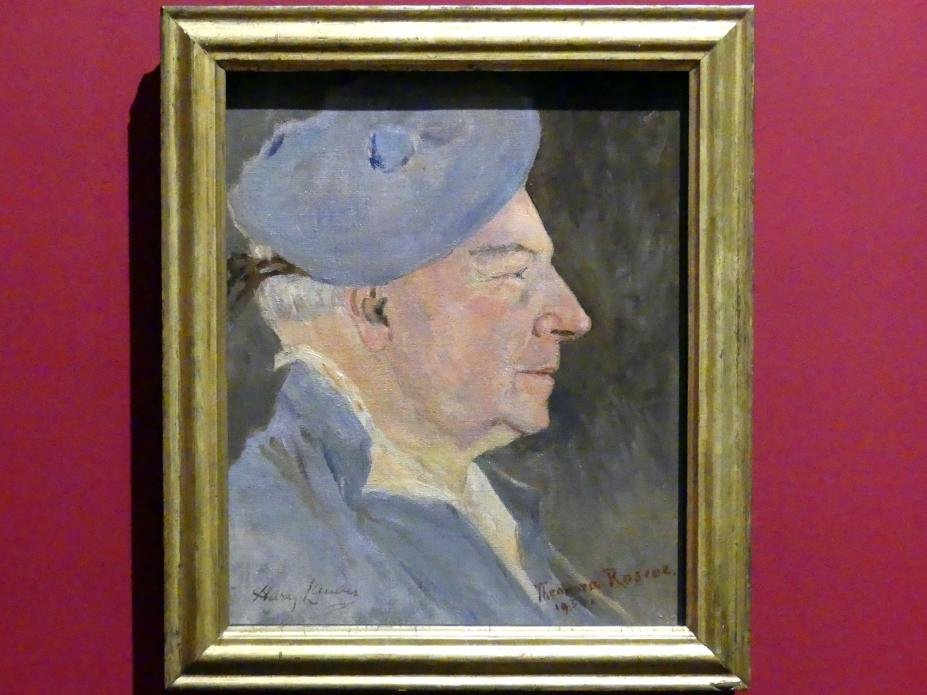 Theodora Roscoe: Sir Harry Lauder (1870-1950), 1936