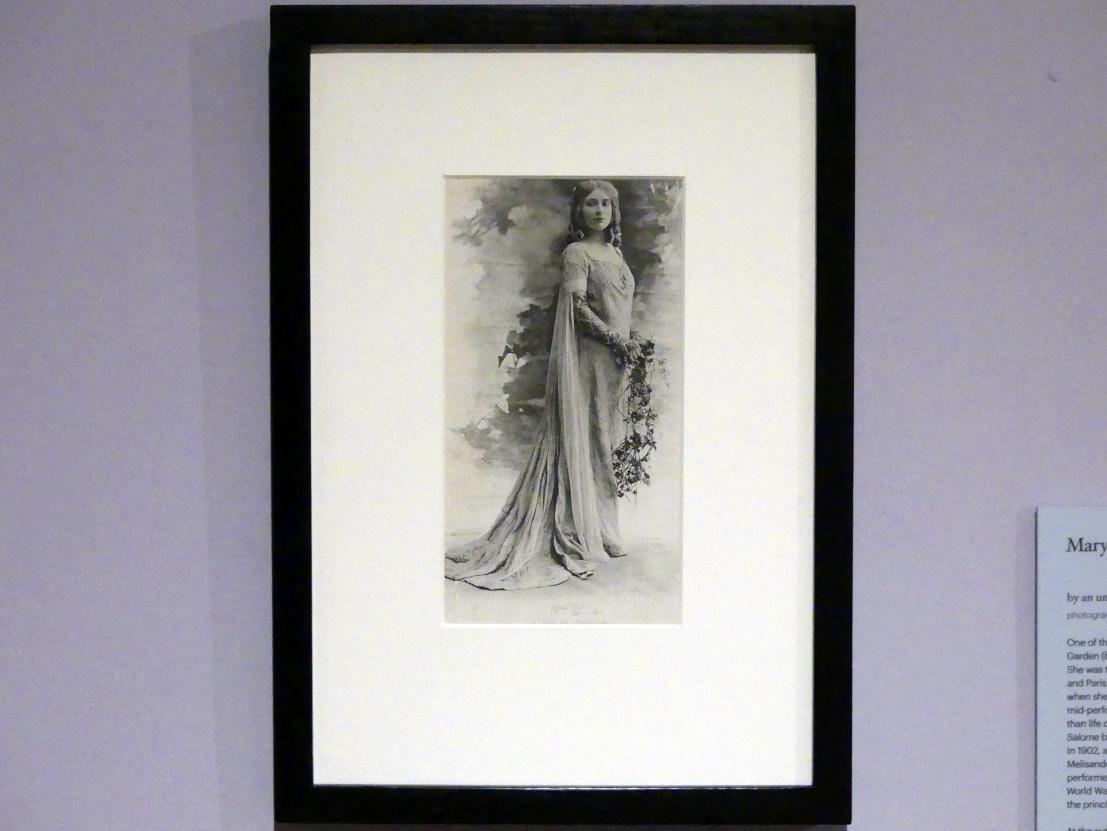 Mary Garden (1874-1967), 1902