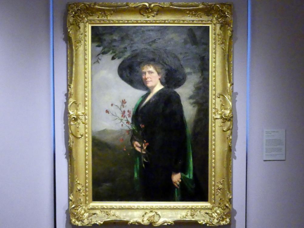 David Cowan Dobson: Margaret Liddell Linck (1873-1943), 1914