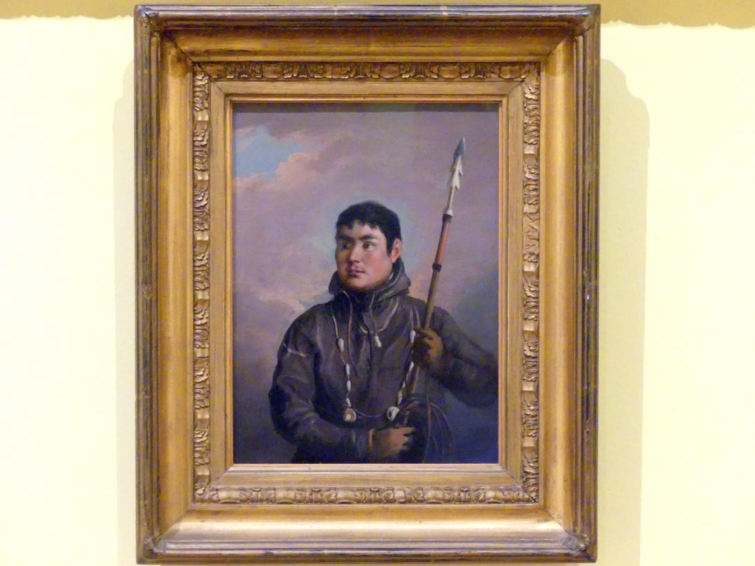 Alexander Nasmyth: John Sakeouse (1797?-1819), um 1818