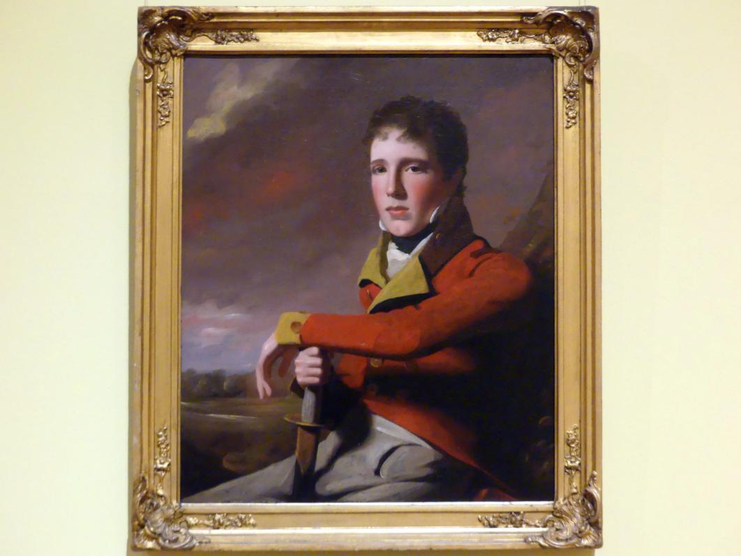 George Watson: Gregor MacGregor (1786-1845), um 1804