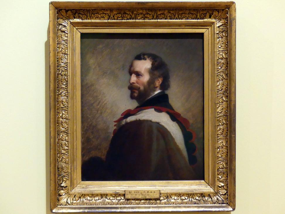 Stephen Pearce: John Rae (1813-1893), um 1853