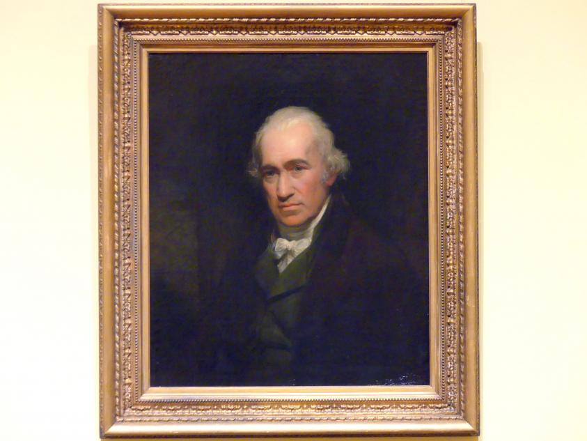 John Partridge: James Watt (1736-1819), um 1806