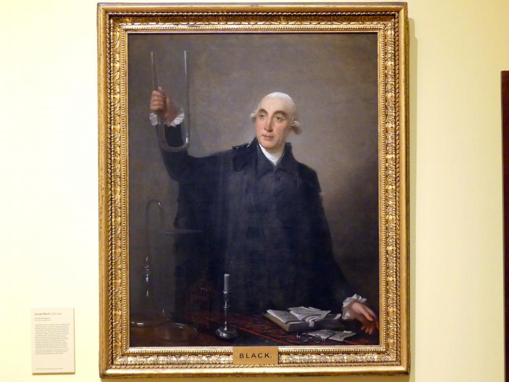 David Martin: Joseph Black (1728-1799), 1787