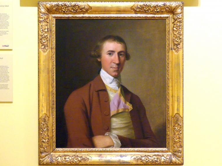 Tilly Kettle: David Scott (1746-1805), um 1775