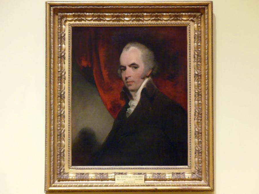 John Hoppner: Sir Thomas Strange (1756-1841), um 1810