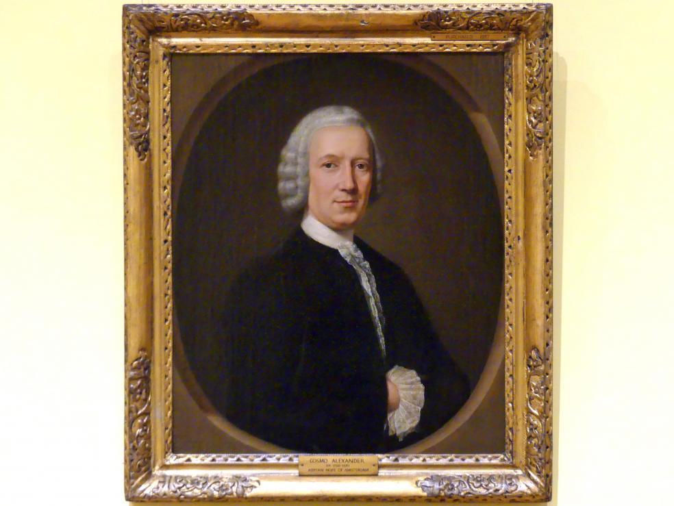 Cosmo Alexander: Adrian Hope (1709-1781), 1763