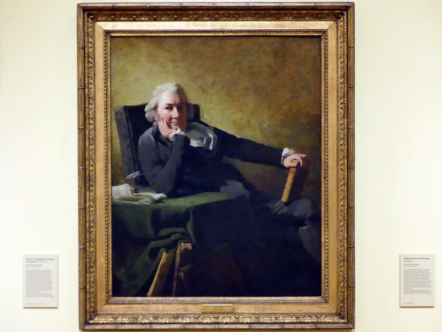 Henry Raeburn: Robert Cunninghame Graham of Gartmore (1735-1797), um 1794