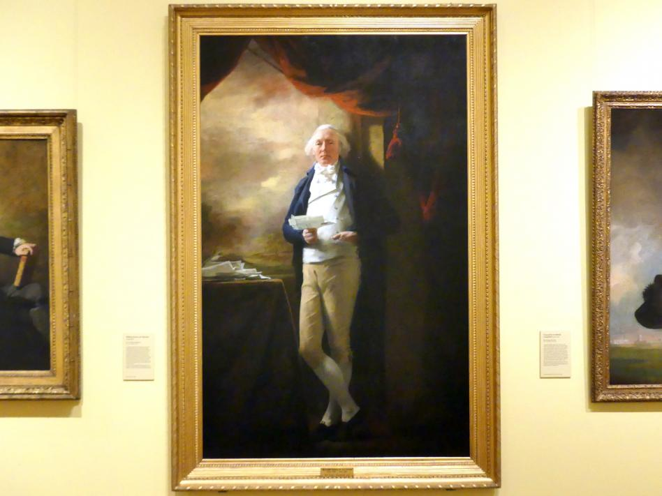 Henry Raeburn: William Forbes of Callendar (1743-1815), 1798