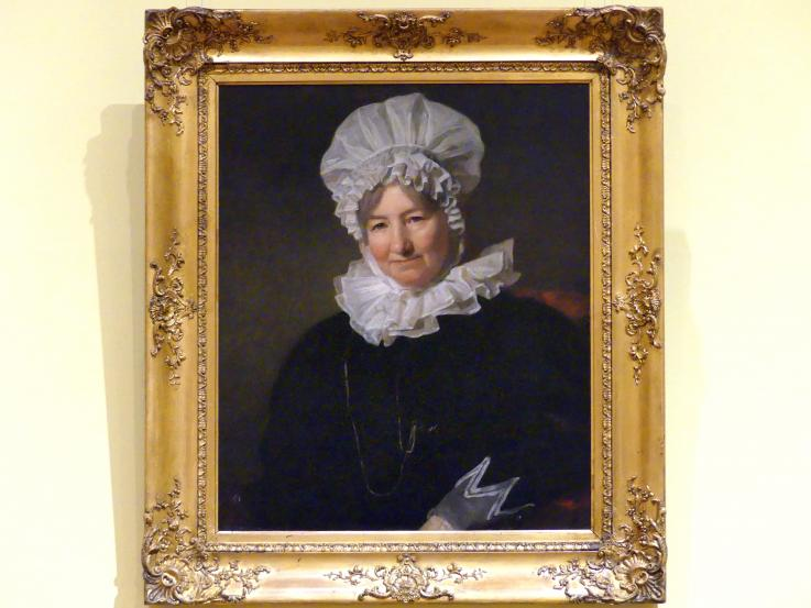 John Graham-Gilbert: Isabella Ewing, Mrs. Smith of Jordanhill (1755-1855), 1810