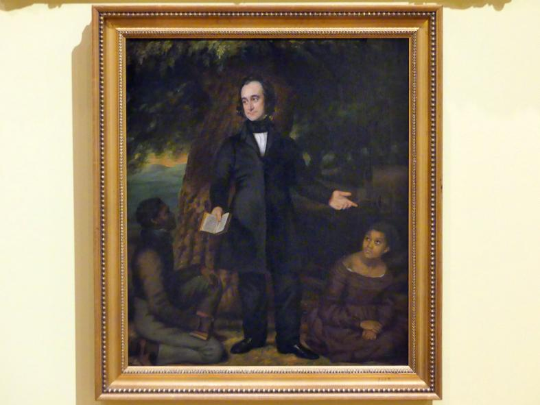 William Wallace Scott: Robert Moffat (1795-1883), 1842